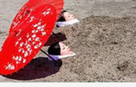 Truyền thống tắm cát nóng ba thế kỷ ở Nhật Bản