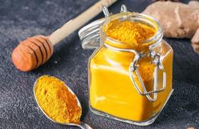 Lợi ích khi kết hợp nghệ và mật ong