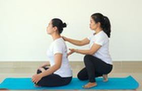 Bài tập yoga phục hồi giúp hạn chế rối loạn lo âu