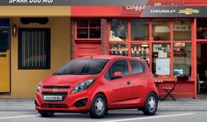 Spark Van mới có giá 279 triệu đồng - xe hơi rẻ nhất Việt Nam