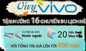"""Tháng 6 """"nóng"""" chưa từng thấy khi mua Vivo V5s tại FPT shop"""