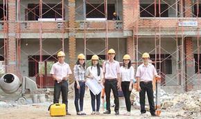 Kỹ sư xây dựng: Thu nhập ổn định, nhiều ưu đãi