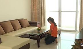Dịch vụ dọn nhà, trông trẻ 'hốt bạc' dịp Tết