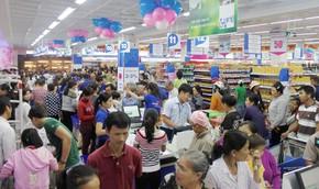 Đi Co.opmart cuối tuần, càng mua càng có lợi