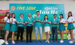C.P. Việt Nam chi 3,7 tỉ đồng khuyến mại trong dịp hè