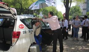 Vinasun nâng tầm tài xế theo tiêu chuẩn châu Âu