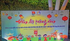 200 trẻ em nghèo rước đèn trung thu cùng VN Ngày Nay