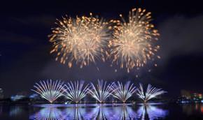 Lễ hội Pháo hoa quốc tế Đà Nẵng đứng đầu Top 5 sự kiện văn hóa tiêu biểu nhất 2018