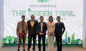 """Sự kiện """"The Green Trail - Cung đường xanh"""" chính thức khởi động"""