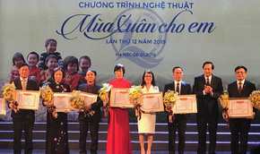 Dai-ichi Việt Nam nhận bằng khen từ Bộ LĐ-TB-XH