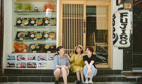 Lạc bước Tokyo giữa lòng Sài Gòn hoa lệ