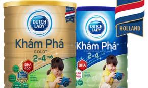 """Mẹ nên biết """"DHA chuẩn Hà Lan"""" trong sữa bột Dutch Lady"""