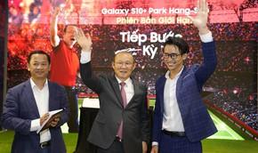Gặp gỡ HLV Park Hang-seo, nghe chia sẻ về mục tiêu tại SEA Games