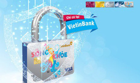 An tâm sử dụng thẻ ghi nợ cùng dịch vụ bảo hiểm thẻ VietinBank