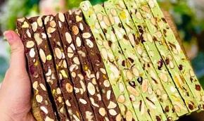 Bánh kẹo handmade nửa triệu đồng một kg