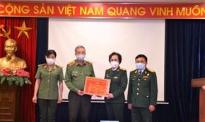 Hiệp hội Doanh nhân Cựu chiến binh Việt Nam đồng hành cùng cả nước chống dịch Covid-19