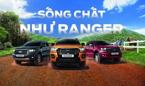 Live The Ranger Life - bán một chiếc xe, tặng cả hành trình