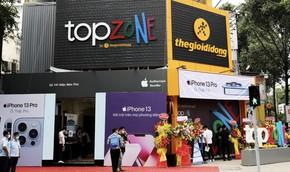 Tốc độ mở chuỗi TopZone đáng ngạc nhiên của Thế Giới Di Động: tất cả vì iFan