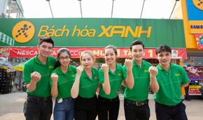 Con đường ngắn nhất trở thành quản lý siêu thị của Tập đoàn bán lẻ hàng đầu Việt Nam