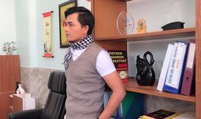 """""""Nam thần"""" Mã Hiểu Đông trong phim mới """"Công sở kế""""- gian nan người trẻ khởi nghiệp trong nghề truyền thông"""