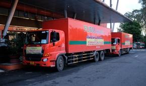 Ngành vận tải - logistic trước phép thử mang tên Covid-19