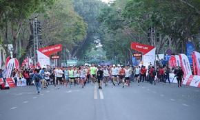 """Giải marathon Quốc tế TP HCM Techcombank 2019: Đỉnh cao của phong trào """"cùng nhau vượt trội hơn mỗi ngày"""""""