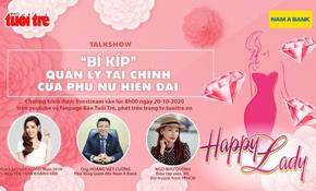 Nam A Bank triển khai nhiều hoạt động chào mừng Ngày Phụ nữ Việt Nam 20-10