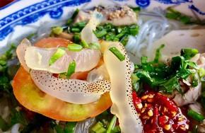 Khám phá bún sứa đặc sản Nha Trang khiến chị em mê mẩn