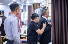 Suit công sở Mon Amie - lựa chọn hàng đầu của các khách hàng tại TP HCM