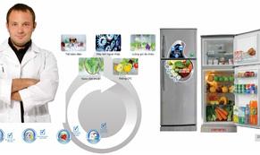 Tủ lạnh thân thiện môi trường
