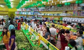 """""""Độc nhất vô nhị"""" như siêu thị mở giữa lòng chợ của Bách hóa Xanh"""