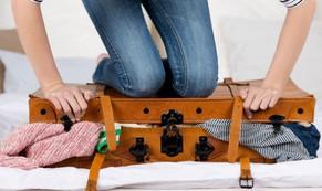 Bí quyết xếp hành lý du lịch gọn nhẹ, đầy đủ