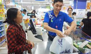 Mua 6 gói sữa tiệt trùng chỉ với 5.000 đồng tại Co.opmart