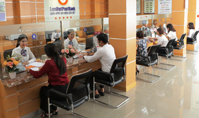 LienVietPostBank nâng cấp 147 phòng giao dịch bưu điện