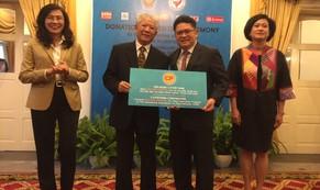 Cộng đồng doanh nghiệp Thái Lan hỗ trợ bệnh nhân nghèo