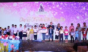Quỹ Tấm lòng nhân ái trao hơn 100 triệu đồng cho học sinh nghèo