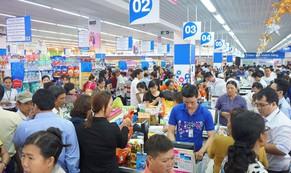 Siêu thị Co.opmart lại giảm giá sốc 3 ngày cuối tuần trước lễ