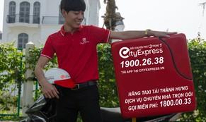 Miễn 100% phí giao hàng tại Hà Nội và TP HCM khi cài app CityExpress và nhập mã FREE
