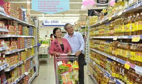 Co.opmart Gò Dầu (Tây Ninh) sẵn sàng đi vào hoạt động