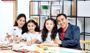 Sao Việt chia sẻ bí quyết đầu tư Anh ngữ cho con