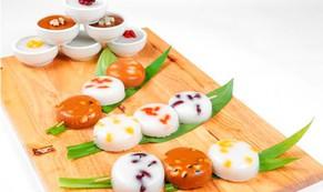 Buffet với ẩm thực Hồng Kông