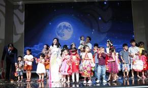 TP HCM: Ấm áp mùa trung thu cho hơn 1.000 trẻ em