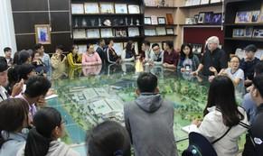 Sinh viên Đại học Tây Đô học thực tế tại Đa Phước
