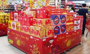 Mondelez Kinh Đô Việt Nam đưa ra hơn 60 loại sản phẩm dịp Tết 2019