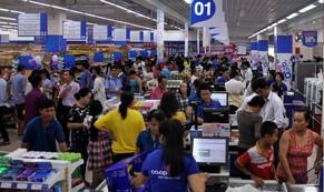 Co.opmart và Co.opXtra tiếp tục giảm giá mạnh nhiều mặt hàng Tết đến tận 30 Tết