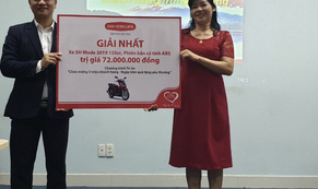 """Dai-ichi Life Việt Nam """"Chào mừng 3 triệu khách hàng - Ngập tràn quà tặng yêu thương"""""""