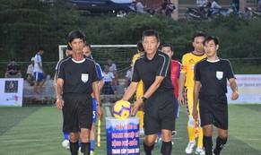 Giải bóng đá mừng Ngày Doanh nhân Việt Nam tại Phú Quốc