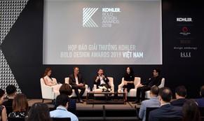 "Kohler ra mắt giải thưởng ""KOHLER Bold Design Awards"" lần đầu tiên tại Việt Nam"