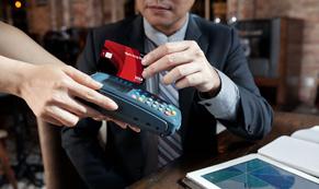 Thẻ Visa Corporate Bản Việt: