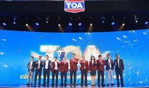 Sơn TOA Việt Nam được chứng nhận Green Label